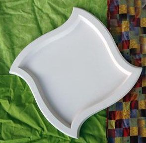 47175-Large Banner Plate Mold SALE!