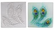 47326-Peacock Texture Tile Mold
