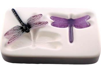 47548-Small Dragonflies w/ Wings Mold