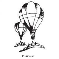 60664-Oval Engraved Balloons 4