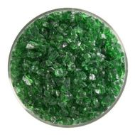 BU110793F-Frit Coarse Light Green Cathedral 1# Jar
