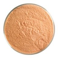 BU012498F-Frit Powder Poppy Red Opal 1# Jar