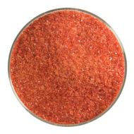 BU132291F-Frit Fine Red Cathedral 1# Jar