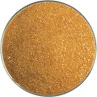 BU032991F-Frit Fine Burnt Orange Opal 1# Jar