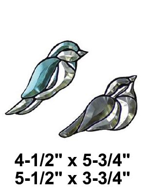 BC040R-GST Cluster Songbirds (Right) ---SALE!